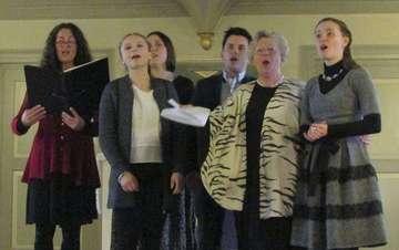 Marienstiftung veranstaltet Frühlingskonzert in Ahausen  Von Wilfried Adelmann