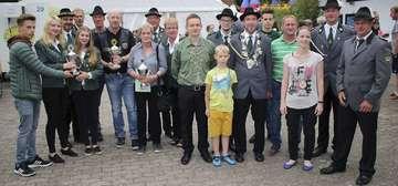 Nach einem Jahr Pause Hellwege feiert Schützenfest