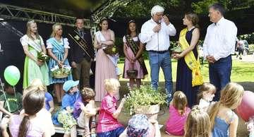 Kräutertag in Horstedt mit 99 Ausstellern und 9000 Besuchern