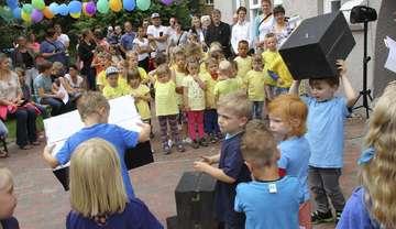 Kindergarten Horstedt feiert Jubiläum