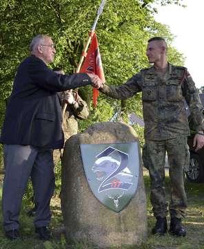 Hassendorf erneuert Patenschaft mit der Bundeswehr