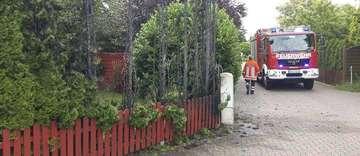 Unkrautbrenner löst Feuerwehreinsatz in Sottrum aus
