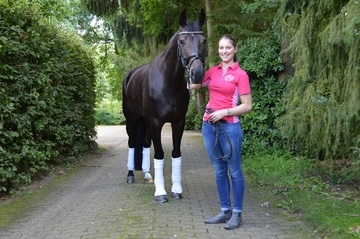 Husenbeth qualifiziert sich für WM der jungen Dressurpferde