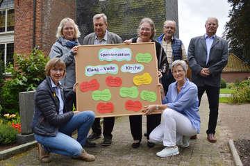 11000 Euro Marienkirche sucht Spender für neue Beschallung