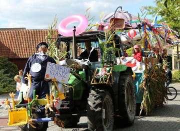 Sonntag 17 September Sottrum feiert Erntefest