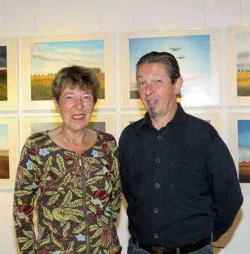Galerie Gerlach bietet Forum für Arbeiten von Michael Benning  Von Elke KepplerRosenau