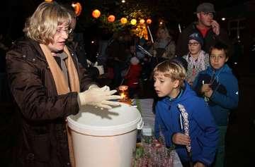 Sottrumer Grundschulen veranstalten HerbstlichterFest