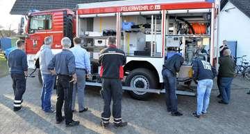 Millionen bis 2025 Ausschuss nickt Feuerwehrkonzept ab  Von Andreas Schultz