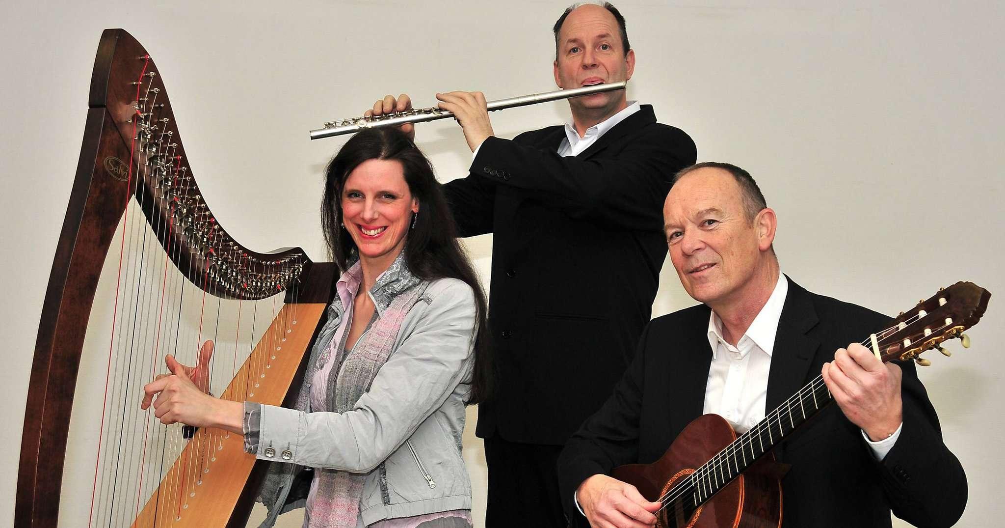 Besucher des Huk in Hellwege werden das Trio Traummusik am Sonntag, 14. Januar, live erleben.
