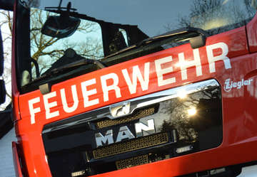 Feuerwehreinsatz in Hellwege