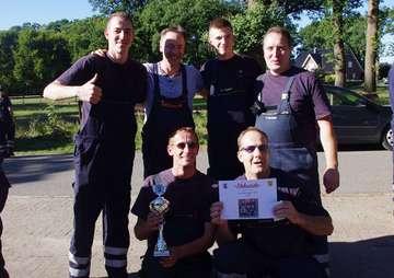 Sottrumer Feuerwehren messen sich im Spiel ohne Grenzen
