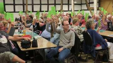 Bürger stellen mit einer Arbeitsgemeinschaft Dorfprojekt auf die Beine