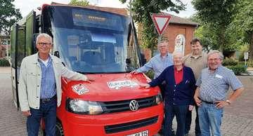 Bürgerbus bietet Sonderfahrten für Seniorenaufführung