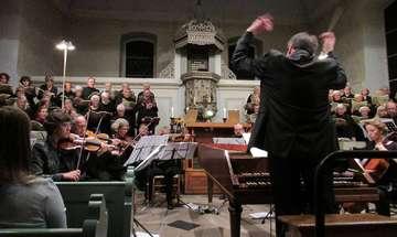 Konzertvereinigung begeistert mit Oratorium Samson  Von Wilfried Adelmann
