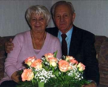 Brigitte und Johann Wolf feiern 65 Jahre Eheversprechen