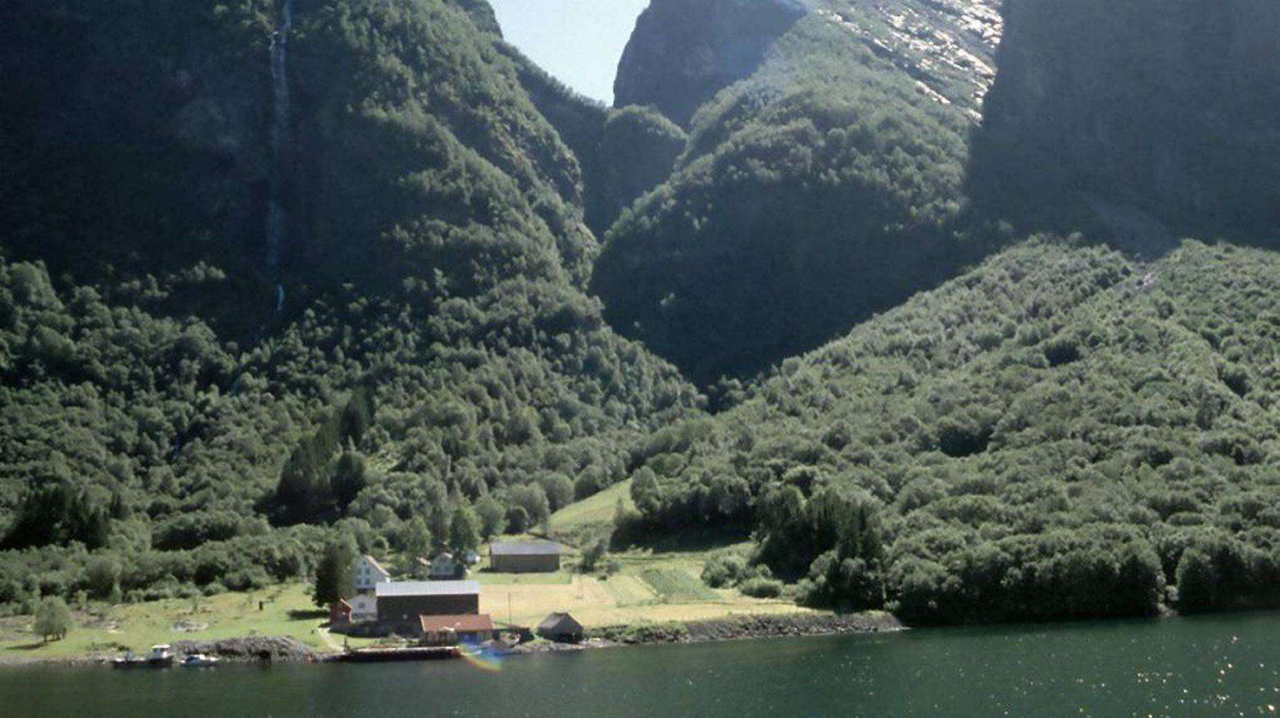 Szenen wie diese erleben die Teilnehmer der Norwegen-Studienreise, veranstaltet von der St.-Georg-Stiftung.