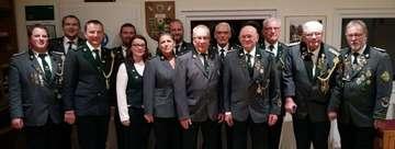 Schützenverein Hassendorf blickt auf erfolgreiches Jahr zurück