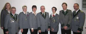 Schützenverein Eversen Rück und Ausblick bei Hauptversammlung