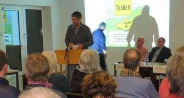 Gegen Endlager 300 Interessierte bei Bürgerversammlung  Von Elke KepplerRosenau