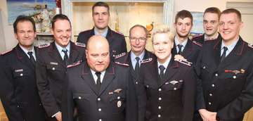 Feuerwehr wählt Ortsbrandmeister
