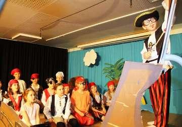 Grundschule Horstedt veranstaltet Frühlingstheater