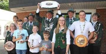 Schützenverein Sottrum feiert am Wochenende Schützenfest