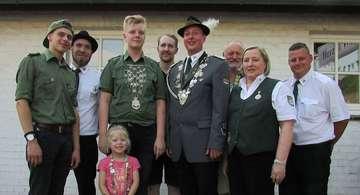 Schützenverein Hellwege feiert zwei Tage lang Schützenfest