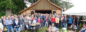 Unser Dorf hat Zukunft Gemeinde feiert höchste Auszeichnung  Von Andreas Schultz