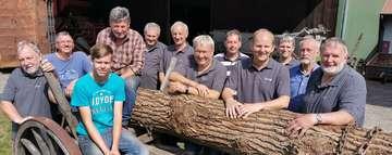 Freunde alter Landmaschinen bieten Programm zum Jubiläum