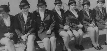 Ein halbes Jahrhundert Damenabteilung des Schützenvereins Sottrum feiert Jubiläum  Von Matthias Daus
