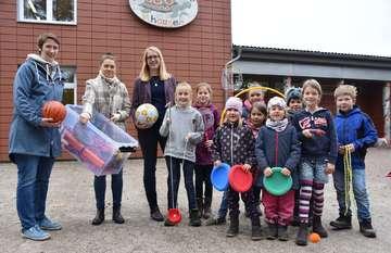 Förderverein der AueGrundschule ist wieder aktiv  Von Andreas Schultz