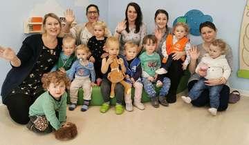 Kinderkrippe Dannert nimmt Betrieb auf  Von Antje HolstenKörner
