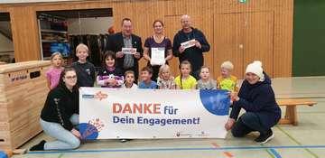 Landessportbund ehrt Hellweger Kursleiterin
