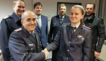 Feuerwehr Hassendorf ist stolz auf ihren Nachwuchs