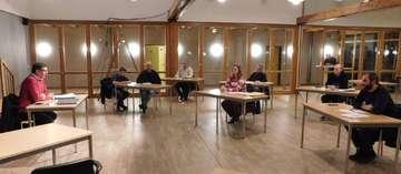 Ratssitzung in Hellwege Lokalpolitiker trotzen CoronaKrise
