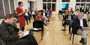 AtommüllEndlager Kommunalvertreter tauschen sich aus