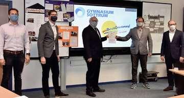 Gymnasium Sottrum erhält Zertifikat Berufsorientierung  Von Judith Tausendfreund