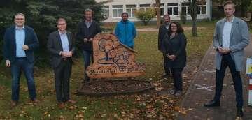 CDULandratskandidat Prietz auf ZuhörTour in Sottrum und Bötersen