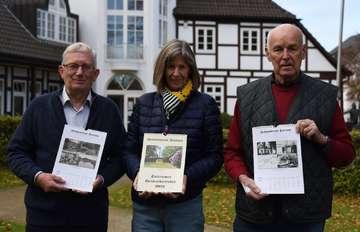 Heimatverein Sottrum bietet Kalender mit historischen Karten