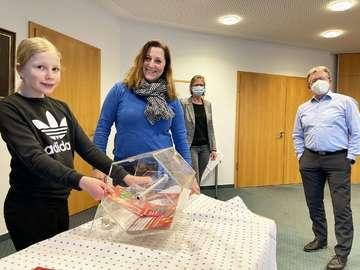 Sottrumer Gewerbeverein zieht Gewinner der Aktion Goldenes 2021