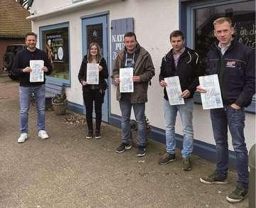 Eine SchülerKampagne der BBS Rotenburg mit der Bäckerei Holste