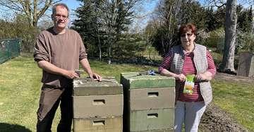 Verein verteilt Saatmischungen