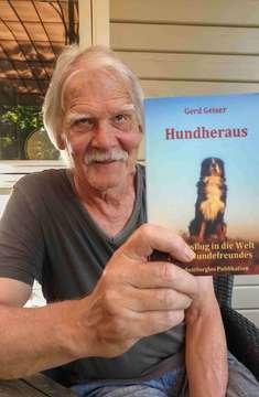 Satiriker Gerd Geiser bringt Buch über Hunde heraus