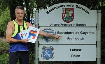 Michael Itzen schwebt Neuauflage der Tour de lamit� von 1998 vor  VON NINA BAUCKE