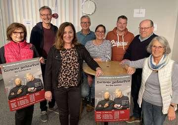 Laienspielgruppe des TV Sottrum probt neues Stück  VON ANTJE HOLSTENKÖRNER