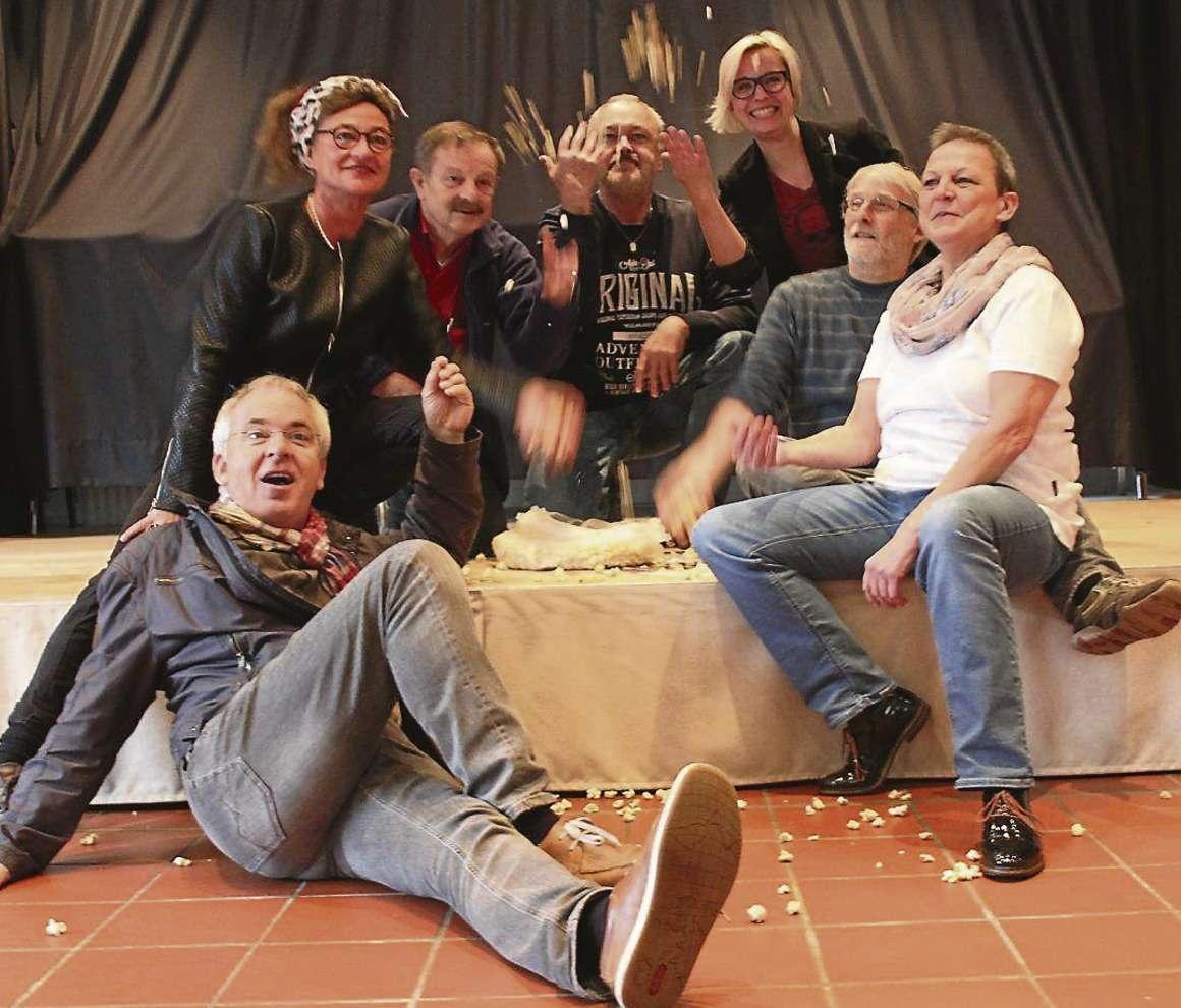 Das Theater Metronom, der Kultur- und Heimatverein sowie der Verein Eigenart Kultur feiern das Thema des Kultursommers 2016: Film.