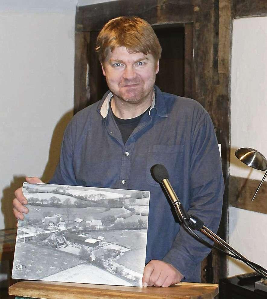 Matthias Stührwoldt berichtet über das Leben als Landwirt im schleswig-holsteinischen Stölpe.