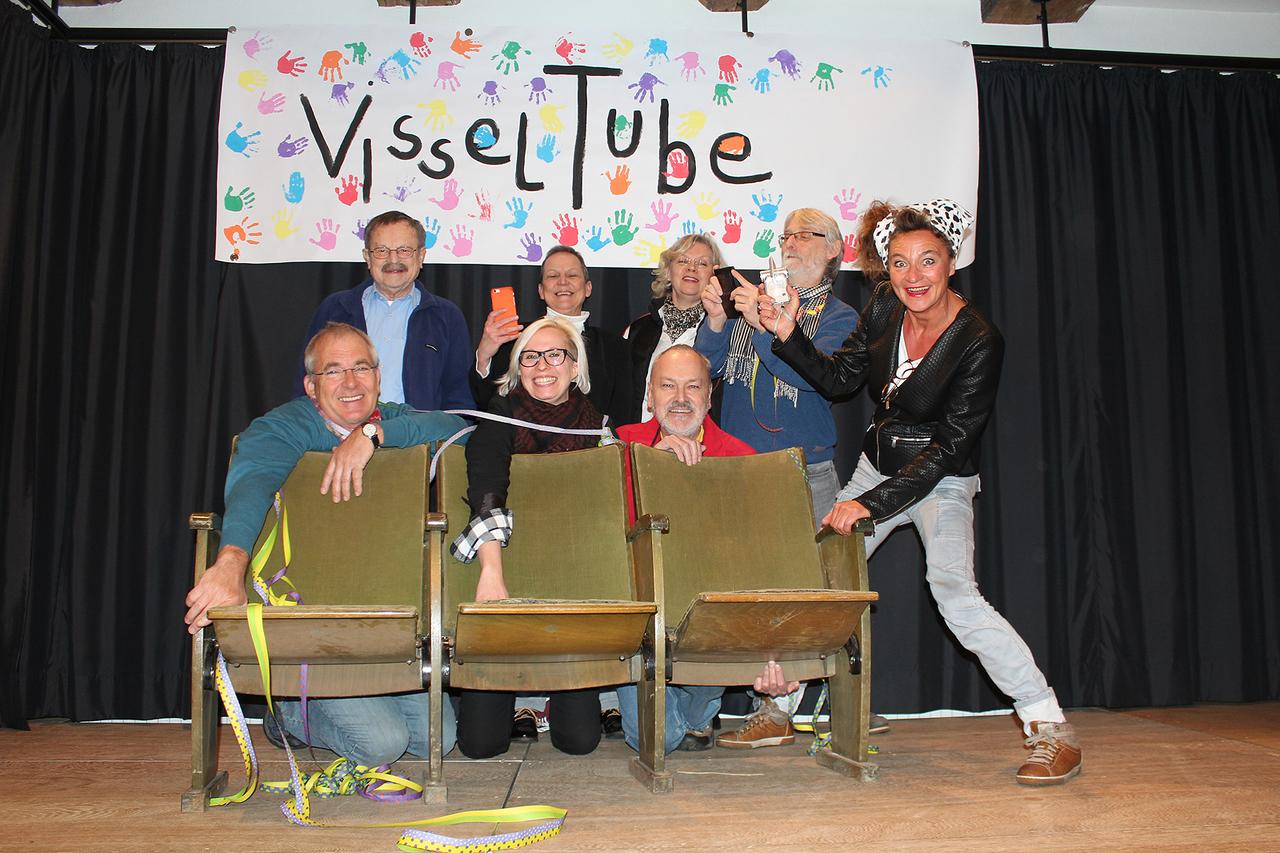 Damit Vissel-Tube nichts im Wege steht u2013 die Kulturschaffenden aus Visselhövede freuen sich über kreative Zusendungen und bieten deshalb einen Info-Nachmittag für Interessierte an.