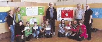 Oberschule ruft zum Plakatwettbewerb auf  Sieger erhalten Prämien