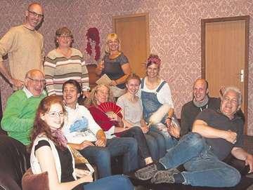 Plattdeutsches Theater Hier sünd se richtig am 3 September